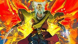 Этому Росомахе 1000000 лет и он стал Богом!