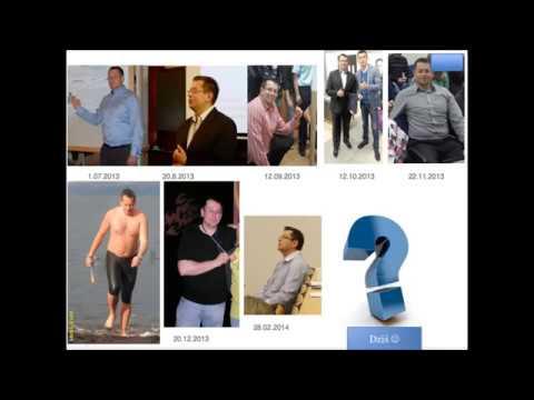 Historia utraty wagi w ciągu 15 lat