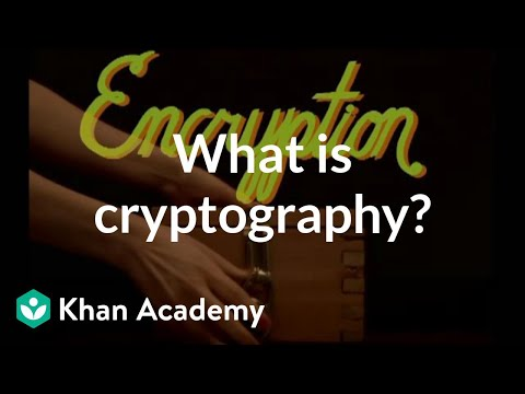 A thumbnail for: Journey into Cryptography