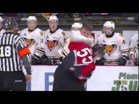 Sergei Boikov vs Jordan Ty Fournier