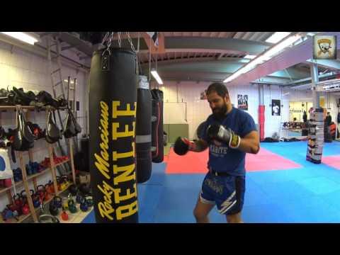 sandsack training für anfänger anti aggression