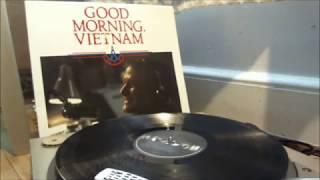 Good Morning Vietnam The Original Motion Picture Soundtrack FULL ALBUM Vinyl