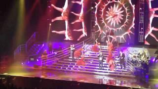 Boyzone - Ruby (Live) Wembley Arena London