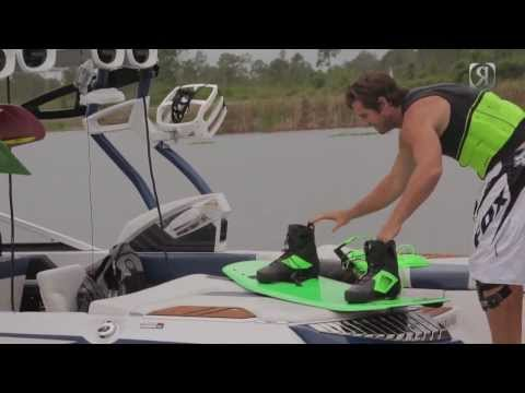 2014 Ronix One Modello Wakeboard – Danny Harf's Review