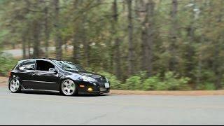 MK5 GTI Hill Fun