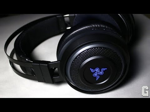 Razer Nari Wireless Gaming Headset Review!