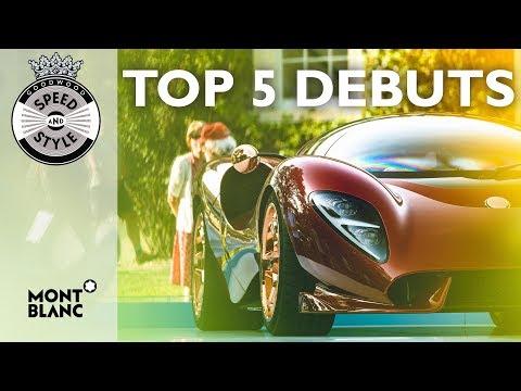 Five incredible car debuts at FOS