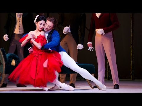 Marguerite and Armand – Pas de deux (Sergei Polunin and Tamara Rojo, The Royal Ballet)