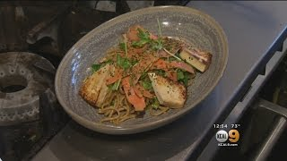 Tony's Table: M Cafe In Hollywood