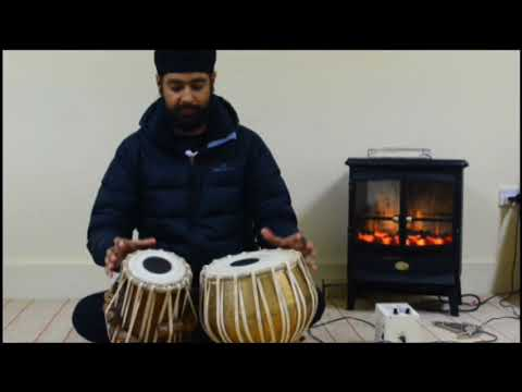 Tabla lesson for beginners 1