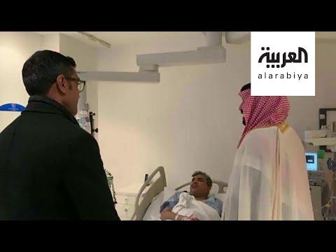 العرب اليوم - شاهد: وفاة رئيس تحرير صحيفة الرياض السعودية