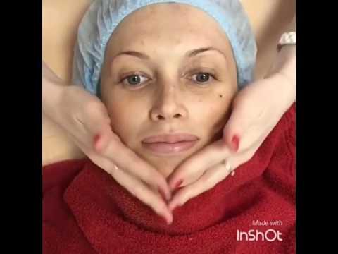 Ведущая, модель и актриса Ольга Золотая рассказала о процедуре «Альгинантная маска»