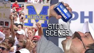 Barstool Big Cat Returns to Madison for Michigan vs Wisconsin with Dave Portnoy - Stool Scenes 227.5