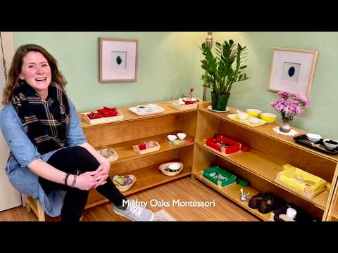 A tour of Erin's classroom at Mighty Oaks Montessori