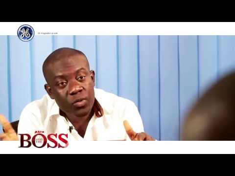 Meet the Boss: Kojo Oppong Nkrumah - Broadcast savant to apprentice politician