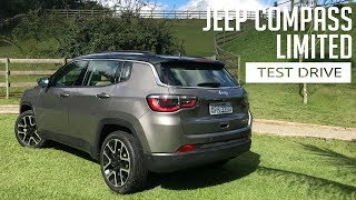 Jeep Compass Limited - Test Drive