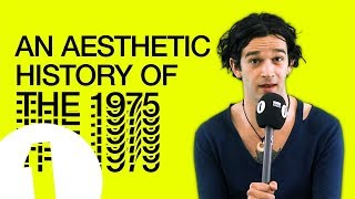 """""""I Get A Real Freedom In The Idea Of Character""""   An Aesthetic History Of The 1975"""
