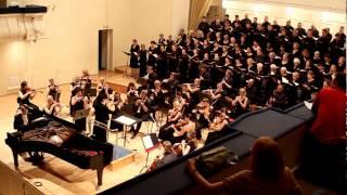 Smith College Alumnae Choir in Tallinn