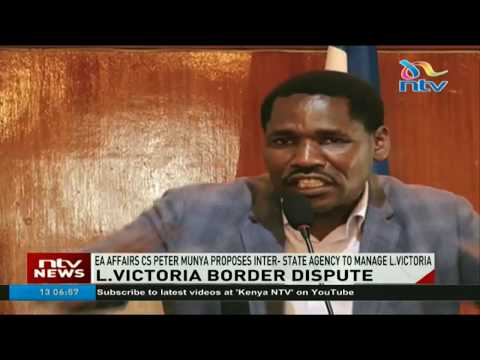 East Africa Affairs CS Peter Munya proposes  agency to deal with border row