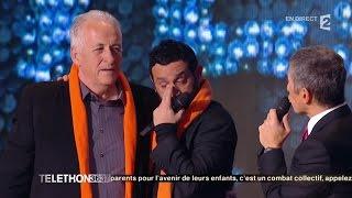 Cyril Hanouna ému Aux Larmes Au Téléthon