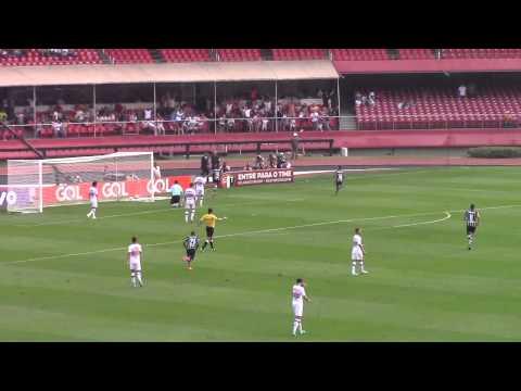 Confira os gols de São Paulo 1x1 Corinthians