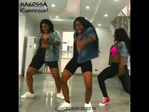 GGB Dance Crew - Popular dances in Africa to Fake love by Duncan mighty ft Wizkid