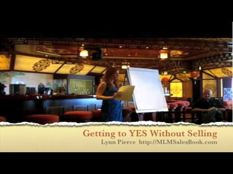 Communication Skills to Get to Yes Without Selling