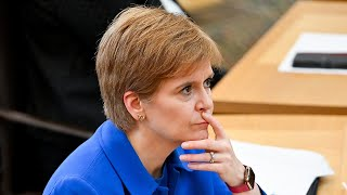 Nicola Sturgeon now playing the British Covid-19 game to share blame after surge in Scottish cases