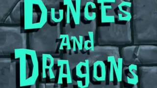 SpongeBob Soundtrack - Dunces And Dragons (Version 2)