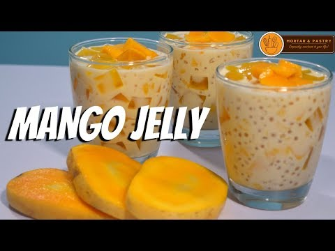 MANGO SAGO'T GULAMAN | How to Make Mango Jelly | Ep. 65 | Mortar and Pastry