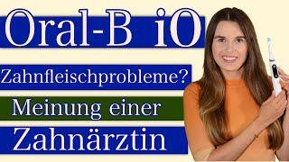 Oral-B iO vs. Schallzahnbürste | rotierend-oszill. & Schall im Vergleich | DoctorAmi