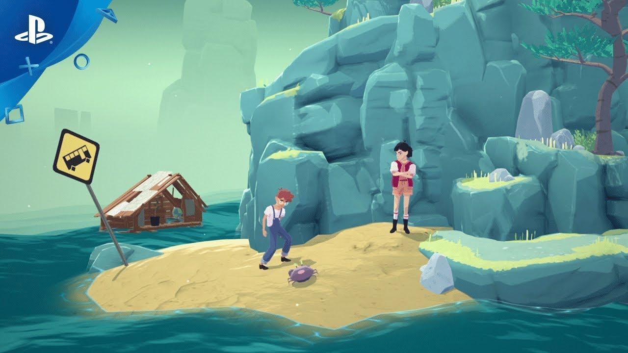 Jogo de Manipulação Temporal com Quebra-Cabeça The Gardens Between Chega ao PS4 em 2018