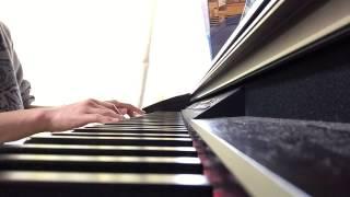 嵐 瞳の中のGalaxy piano ver.