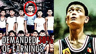 How Yao Ming Was Nearly BANNED From Entering The NBA