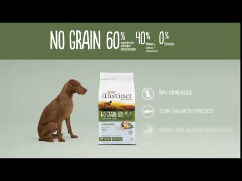 Cápsula Perro | No grain | True Instinct