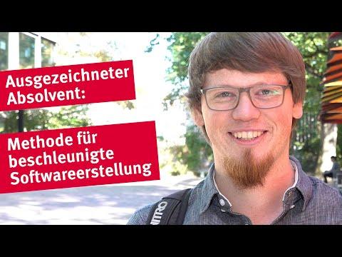 Einer unserer Besten: Benjamin Büscher, Informatik