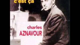 08)Charles aznavour - C'est Çà