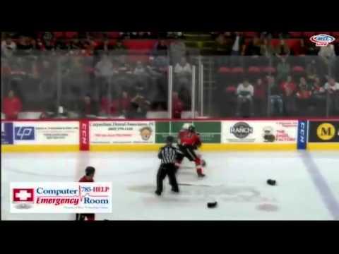Turner Elson vs Ryan Dzingel