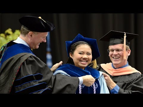 2018 Doctoral Hooding Ceremony | UNC-Chapel Hill