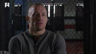 Georges St-Pierre Would Never Fight Rory MacDonald or Rashad Evans | Tristar Stories Extras