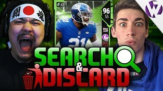 TEAM OF THE YEAR DEFENSE SEARCH & DISCARD vs BENGAL!! - Madden 18 TOTY Defense Pack Opening
