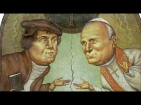 Biografía de Martin Lutero