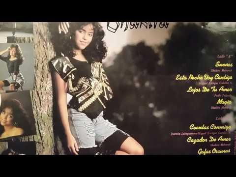 Cazador de amor-Shakira Vinyl,Lp 1991