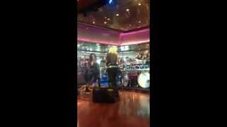 Cristina Scabbia feat Doro - High Way To Hell (cover AC/DC)