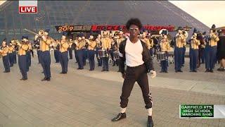 Garfield Heights High School Marching Band