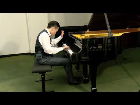 Sonata in C Major, No. 50 by Joseph Haydn (performed by Max Ma, 2019)