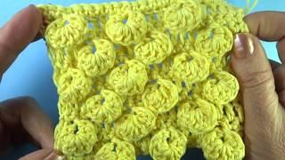 ВЕСЕЛЫЕ РАКУШКИ Узор  крючком Crochet pattern   Узор вязания 110