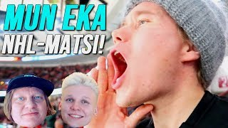 CHICAGOSSA JÄTKIEN KANSSA feat. Jaajo Linnonmaa & Arttu Lindeman