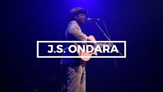 J.S. Ondara   Saying Goodbye (LIVE)