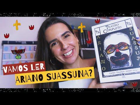 LEITURA CONJUNTA: PROJETO ARIANO SUASSUNA ? | Ana Carolina Wagner